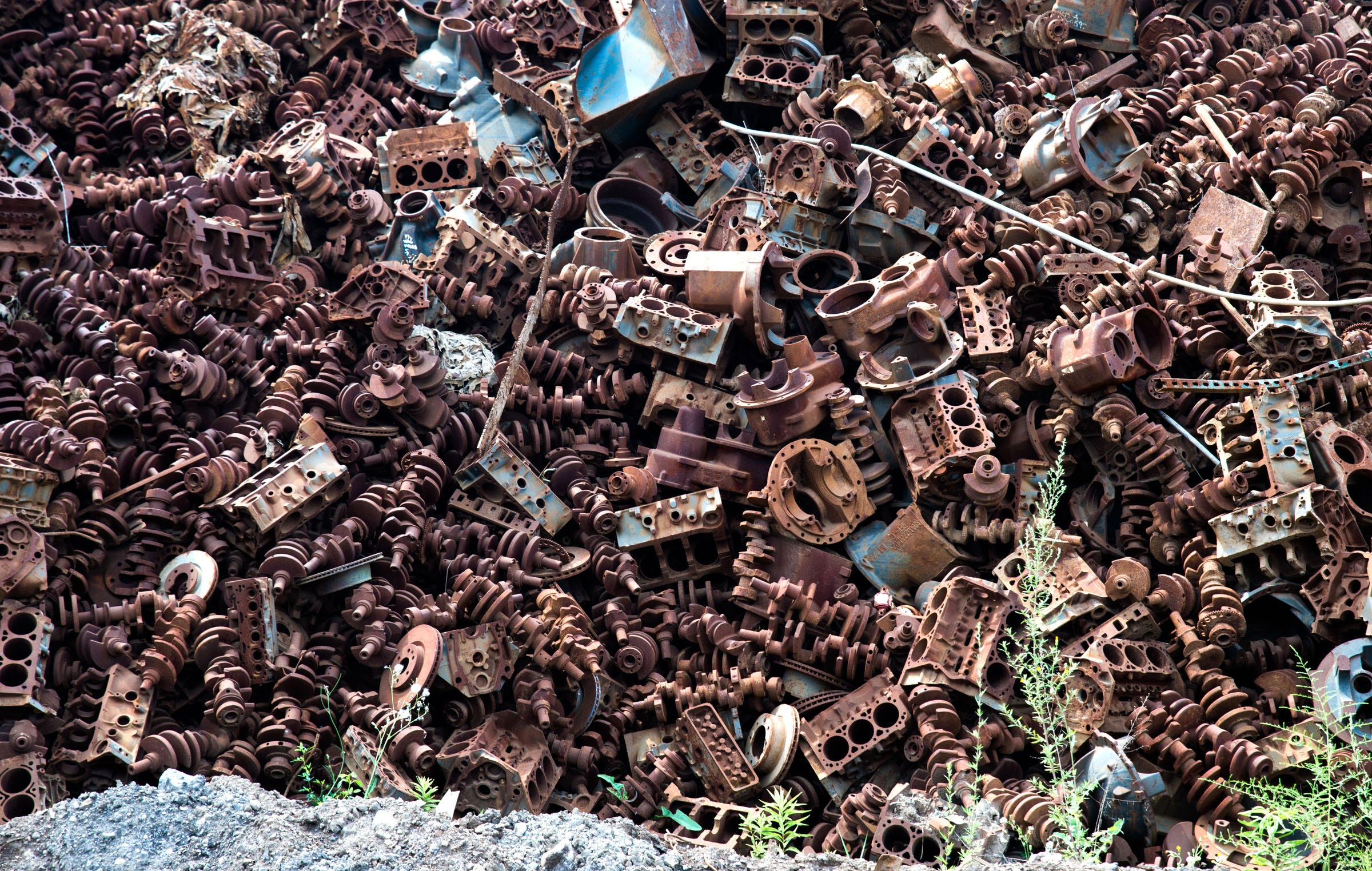 Iron Recycling services in USA